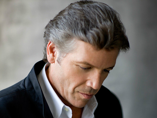 <p>Baritone Thomas Hampson.</p>