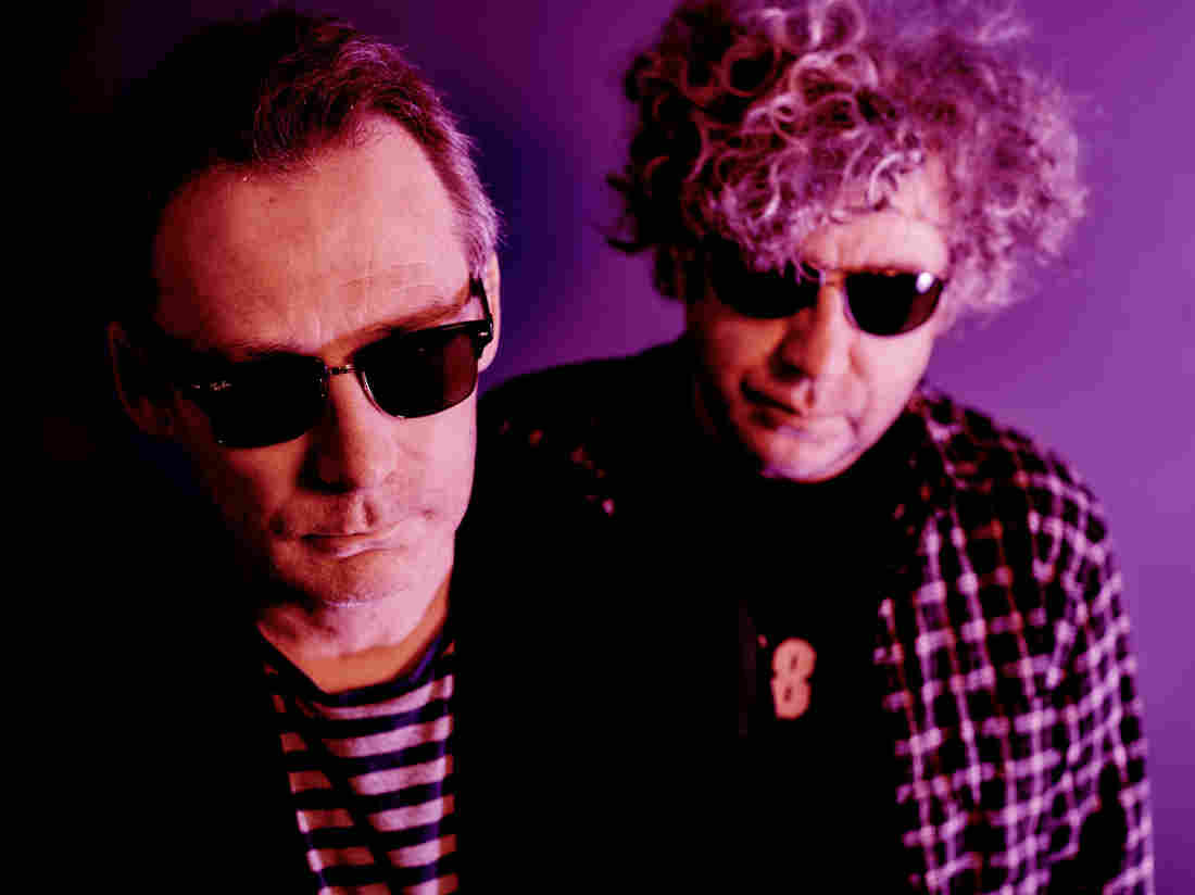 <p>The Jesus And Mary Chain</p>