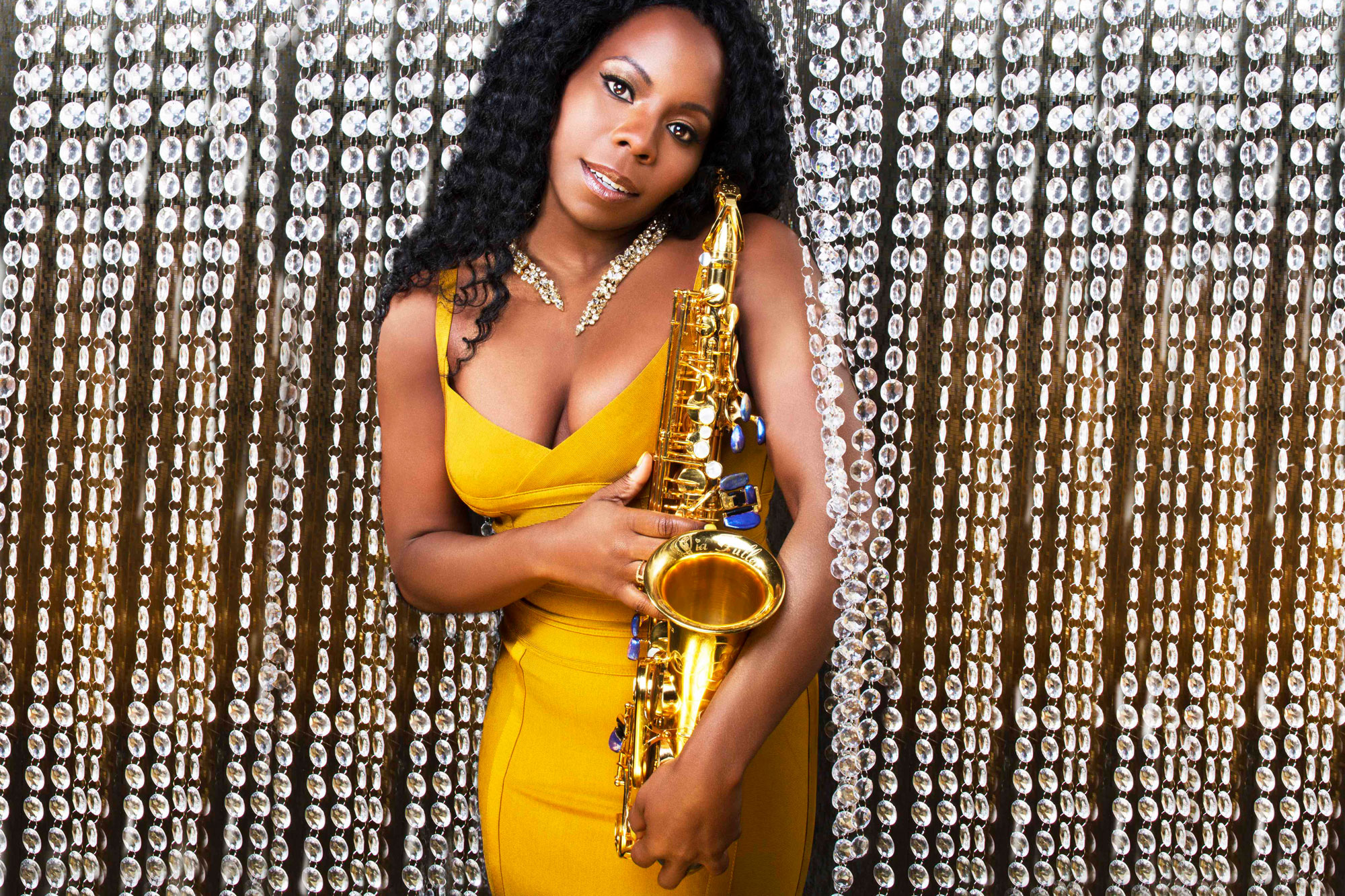 <p>Tia Fuller is nominatedfor a Grammy Award for Best Jazz Instrumental Album.</p>