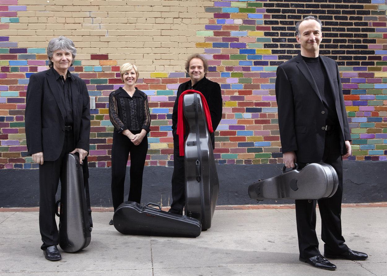 Photo: Takacs Quartet