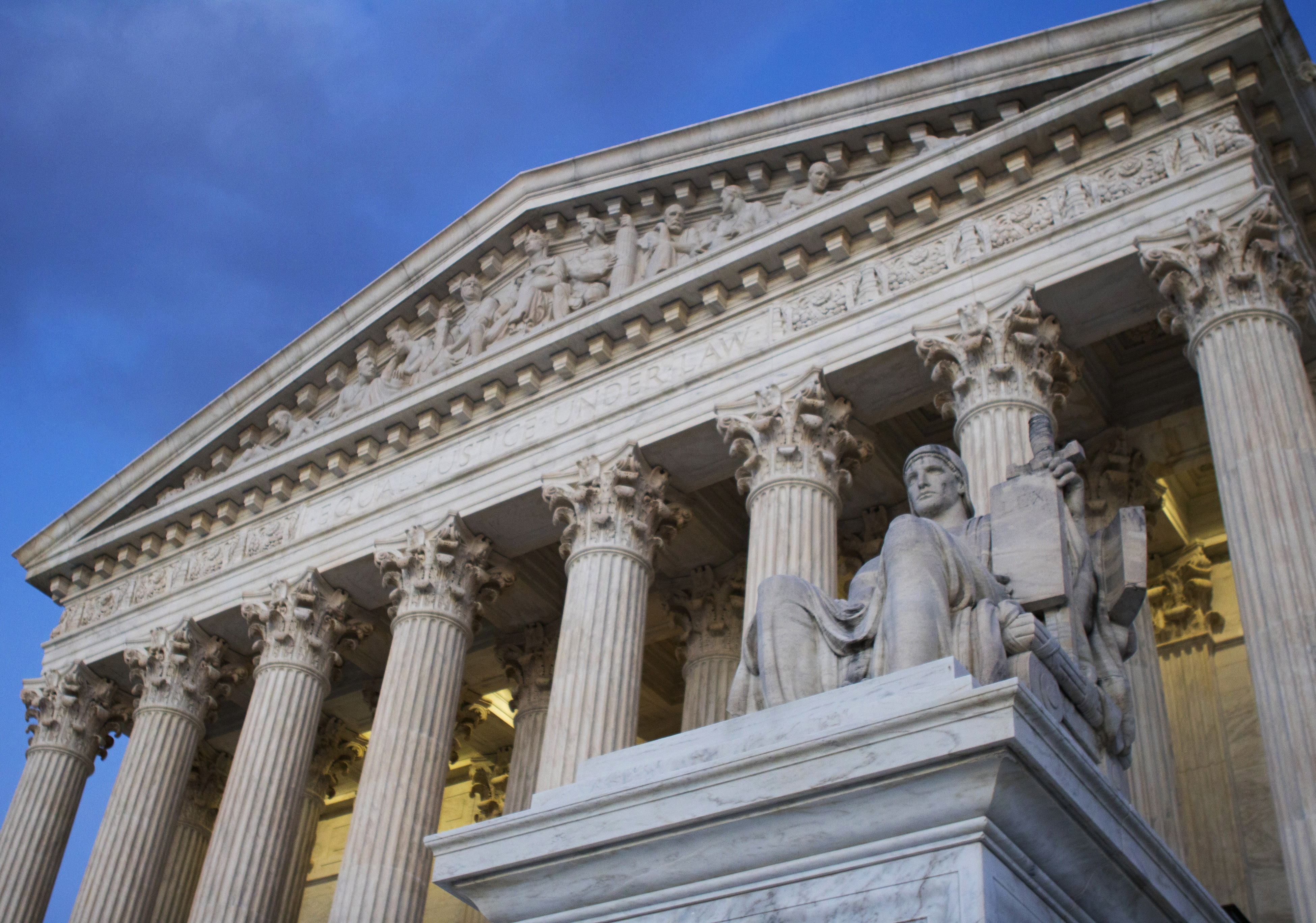 Photo: U.S. Supreme Court Building