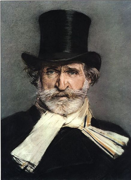 Image: Giuseppe Verdi