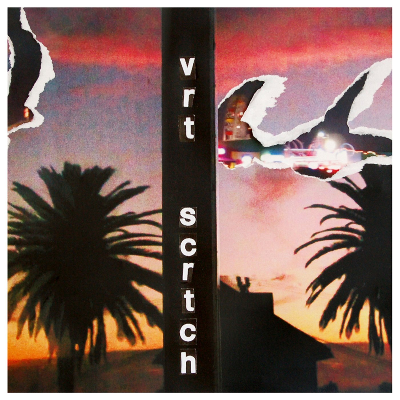photo: Vertical Scratchers album