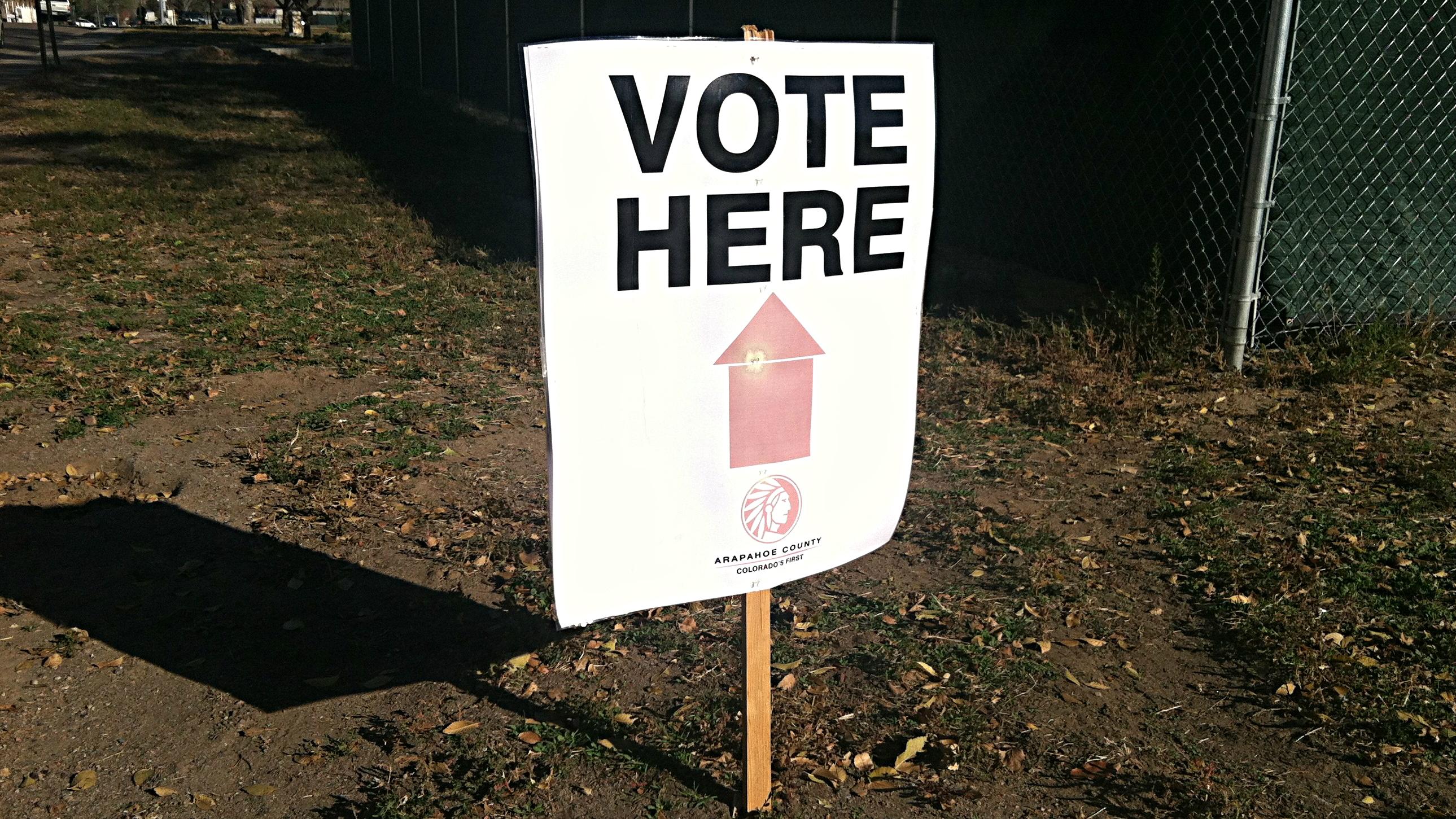 Photo: Vote here