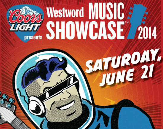 photo: Westword Music Showcase logo