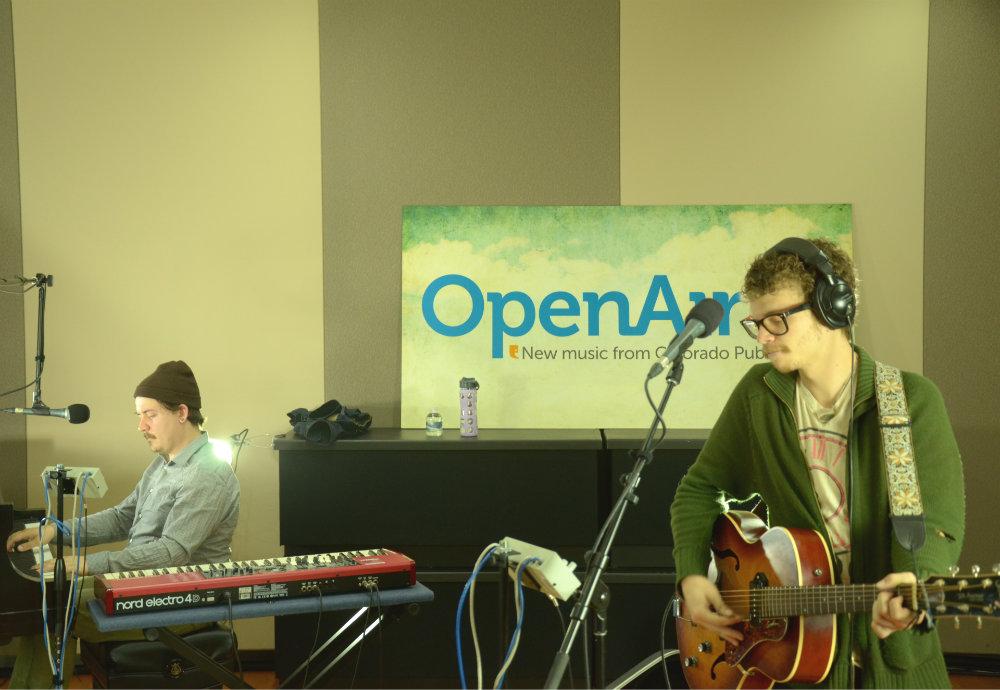 photo: You Me & Apollo return to OpenAir