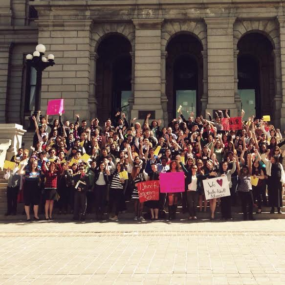 Photo: Youth Action Day