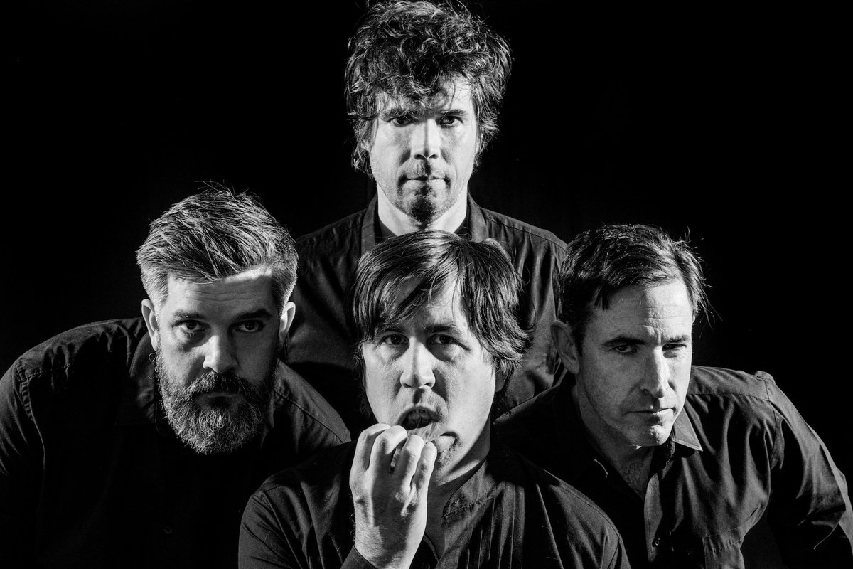 Photo: The Mountain Goats press image