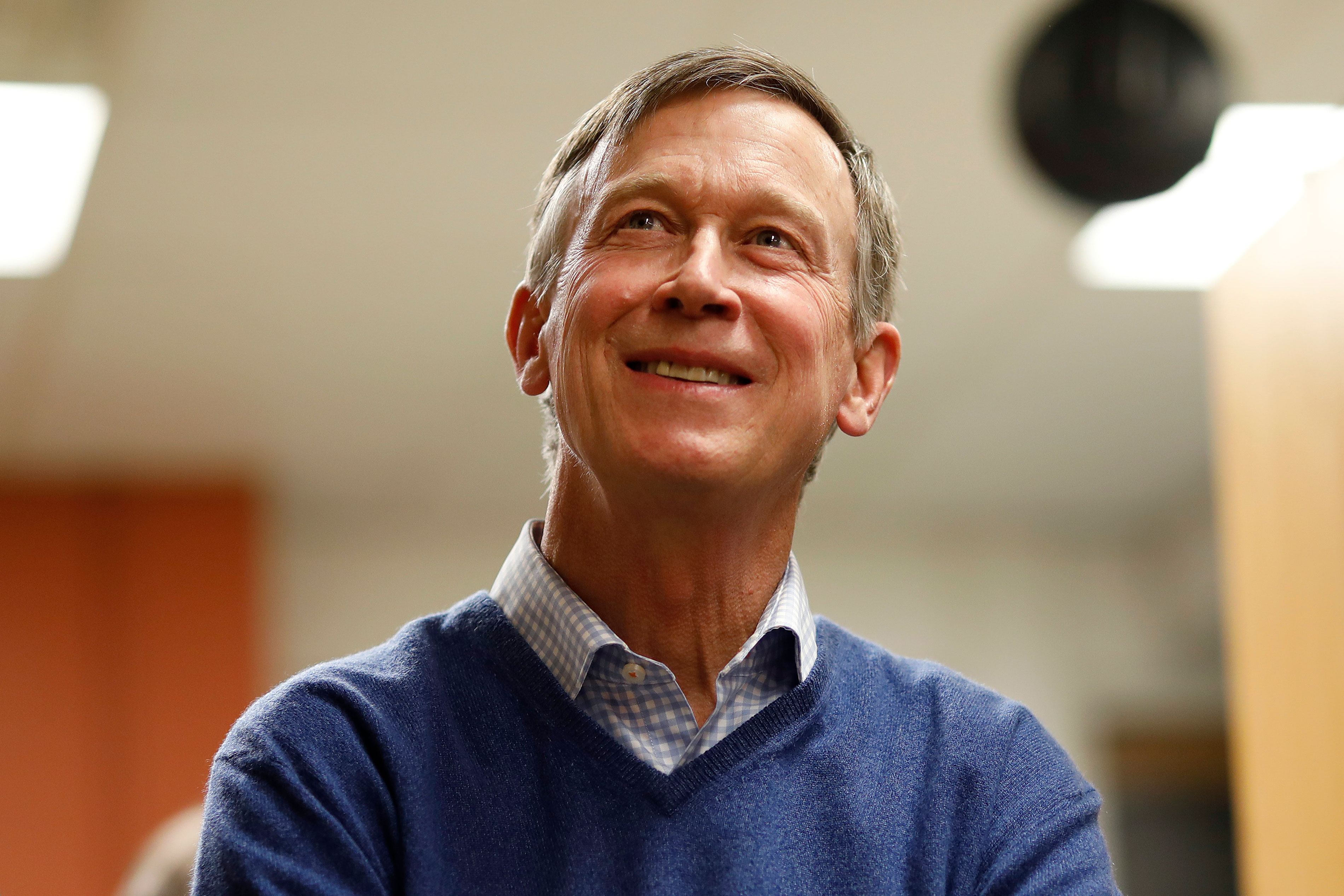 Photo: Hickenlooper Iowa Story County 1 | Close Up Smiles - MP