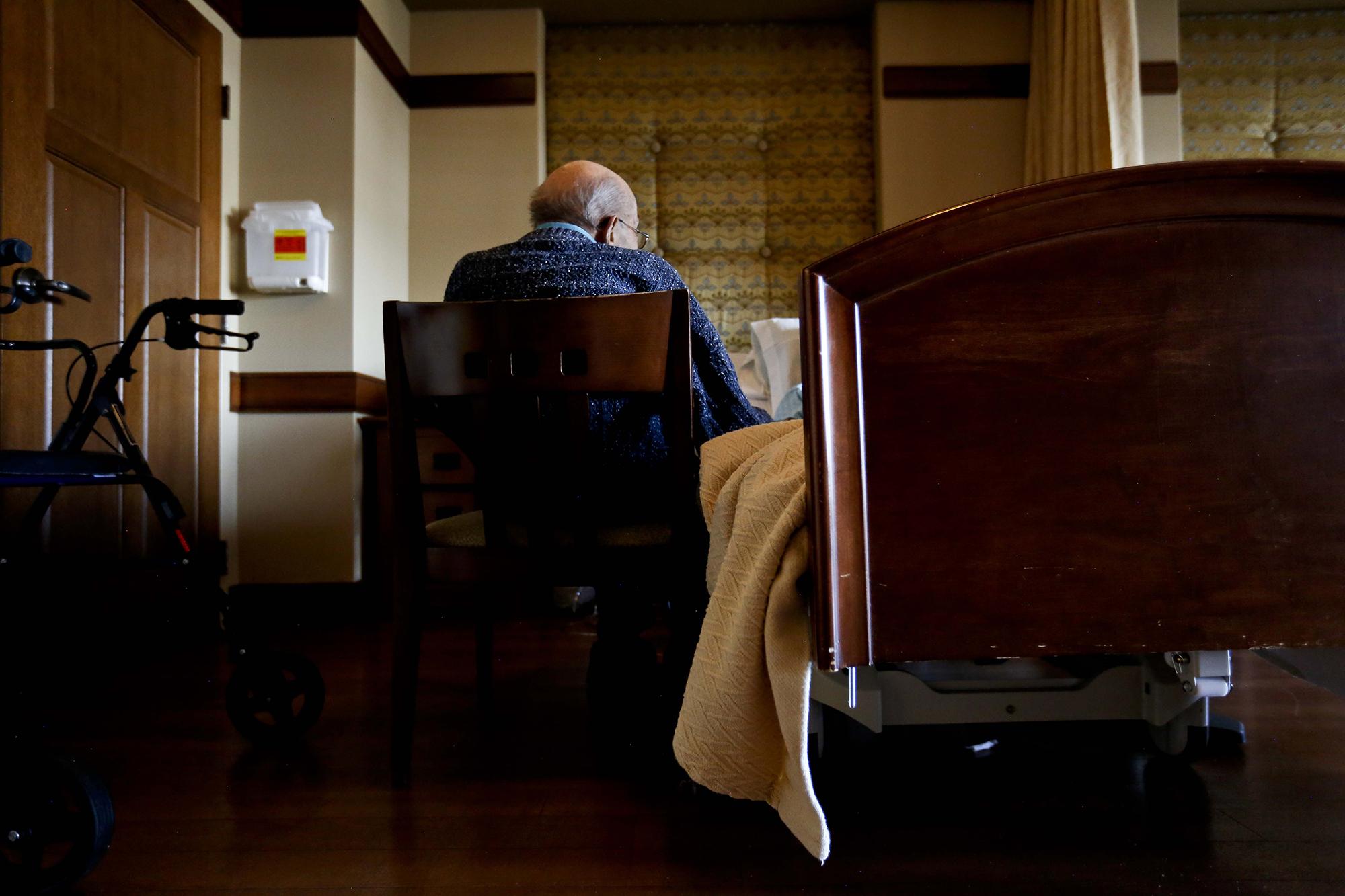 Photo: Joe Doak Hospice Care 1 - Daily Sentinel
