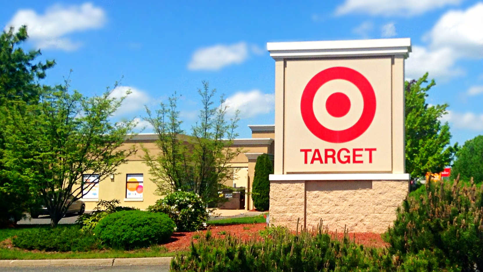 Photo: Target store