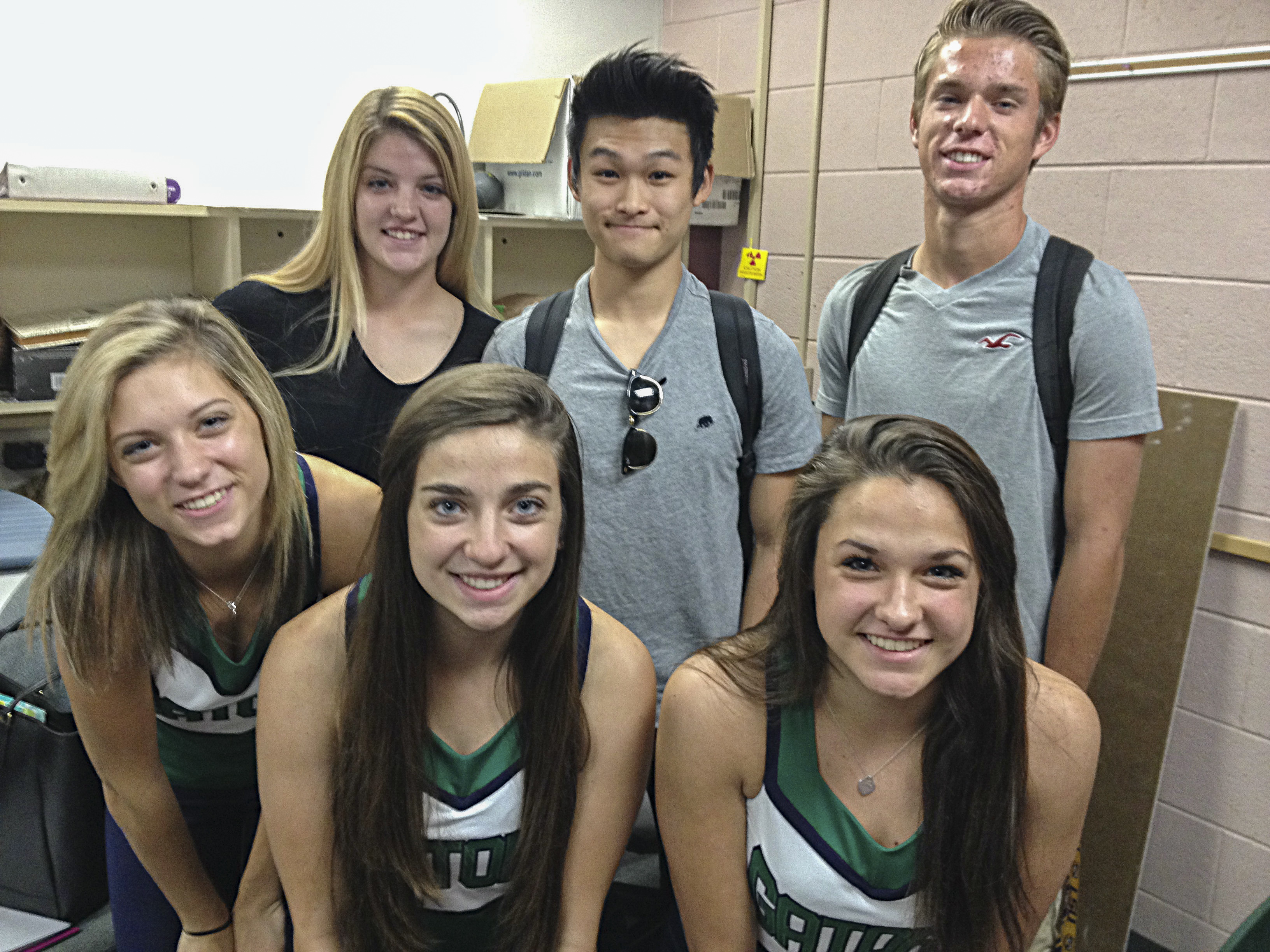 Photo: Standley Lake students
