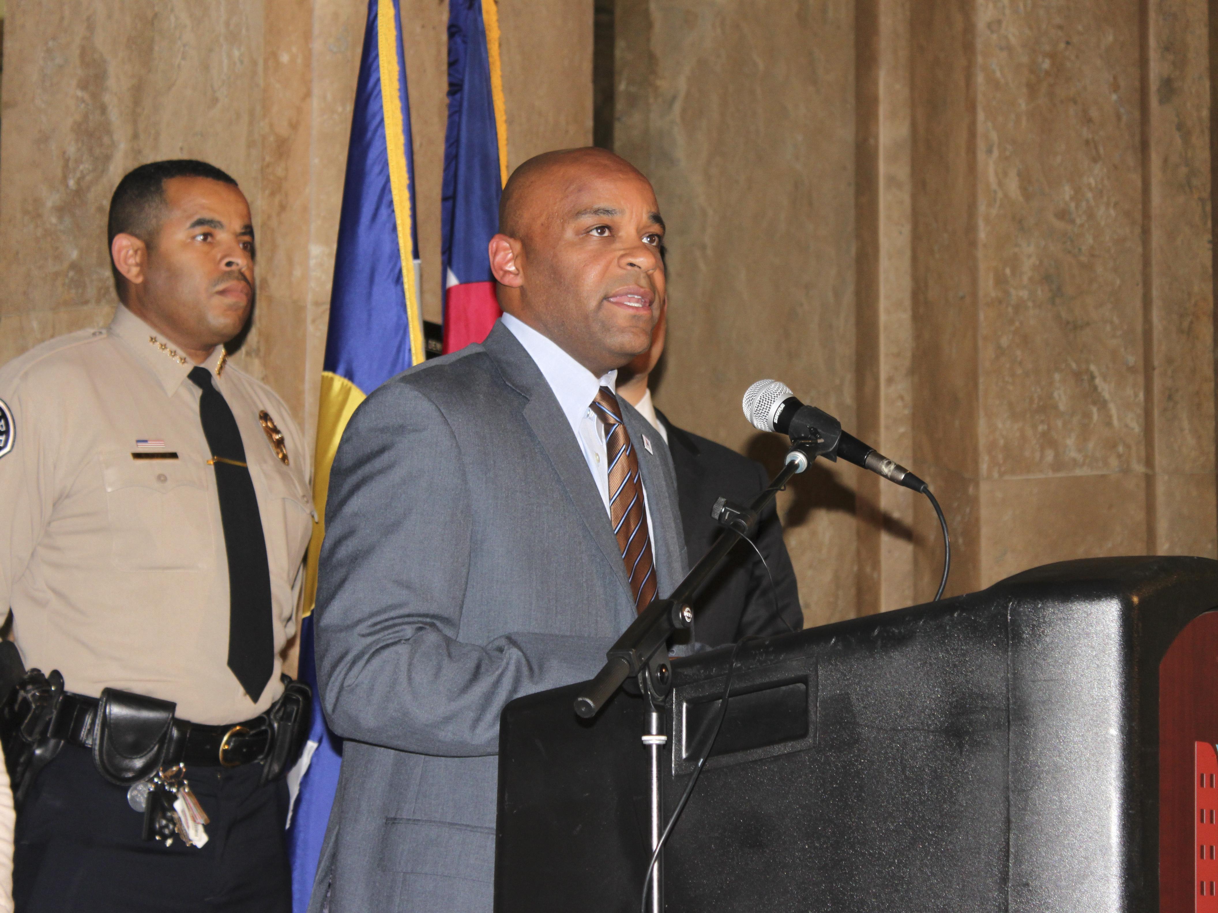 Photo: Denver Mayor Michael Hancock