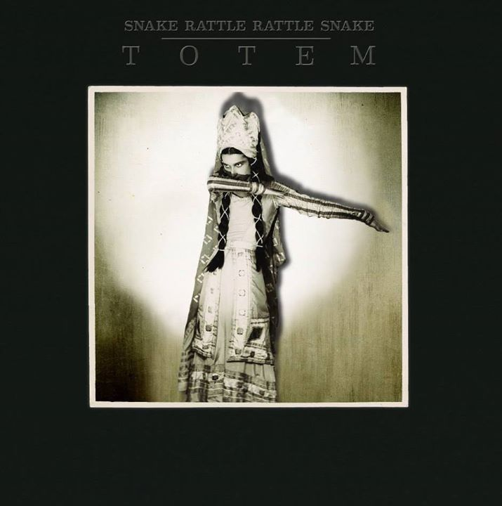 Photo: Snake Rattle Rattle Snake 'Totem' album cover
