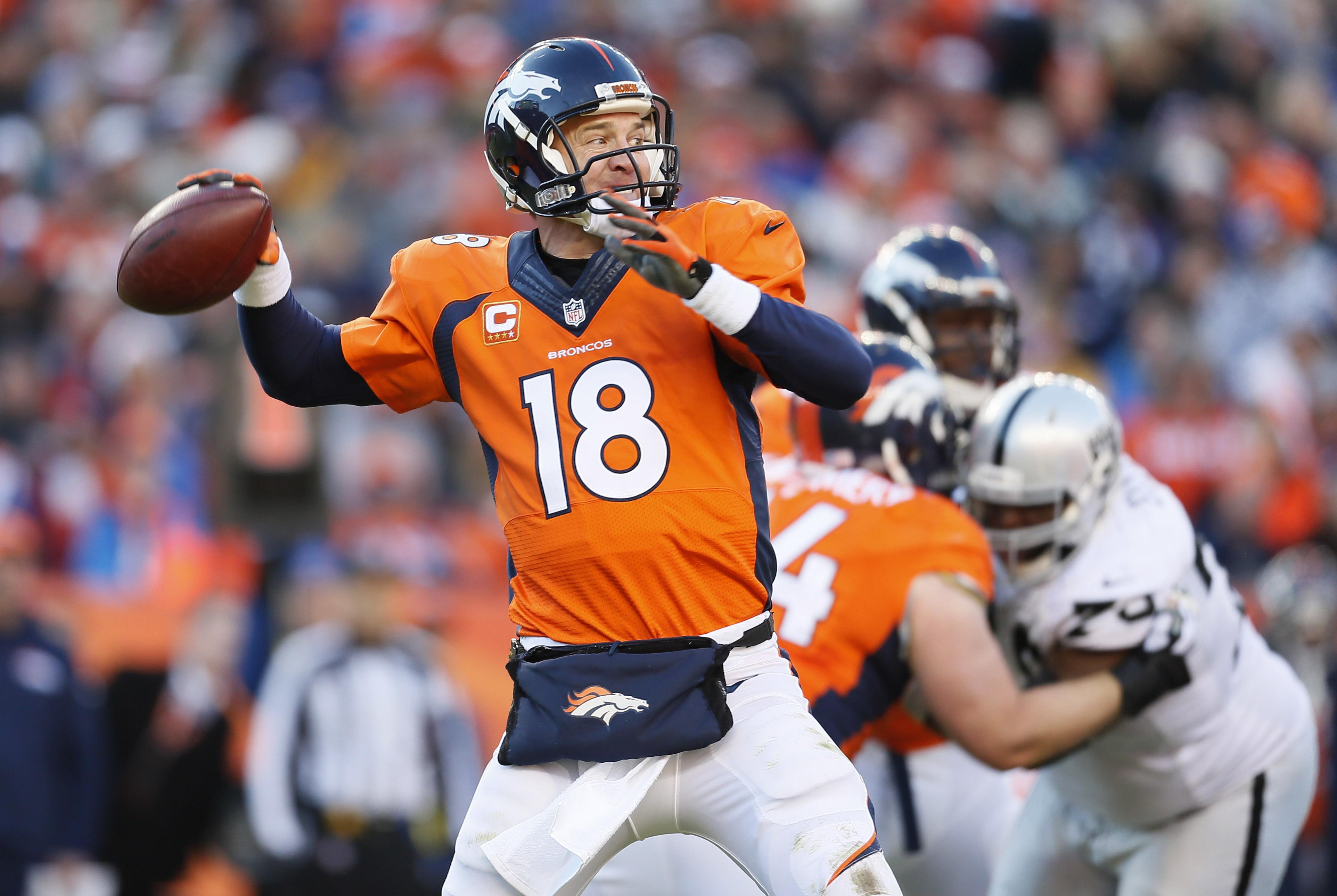 Broncos look like Peyton Manning's last Super Bowl-winning team | Colorado  Public Radio