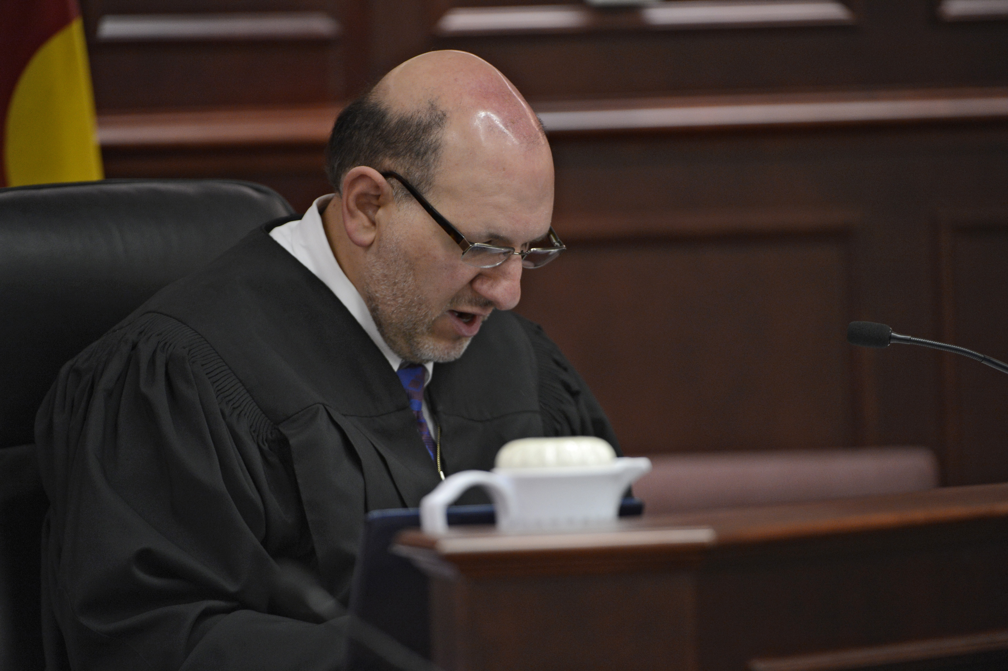 Photo: Judge Carlos A. Samour Jr.