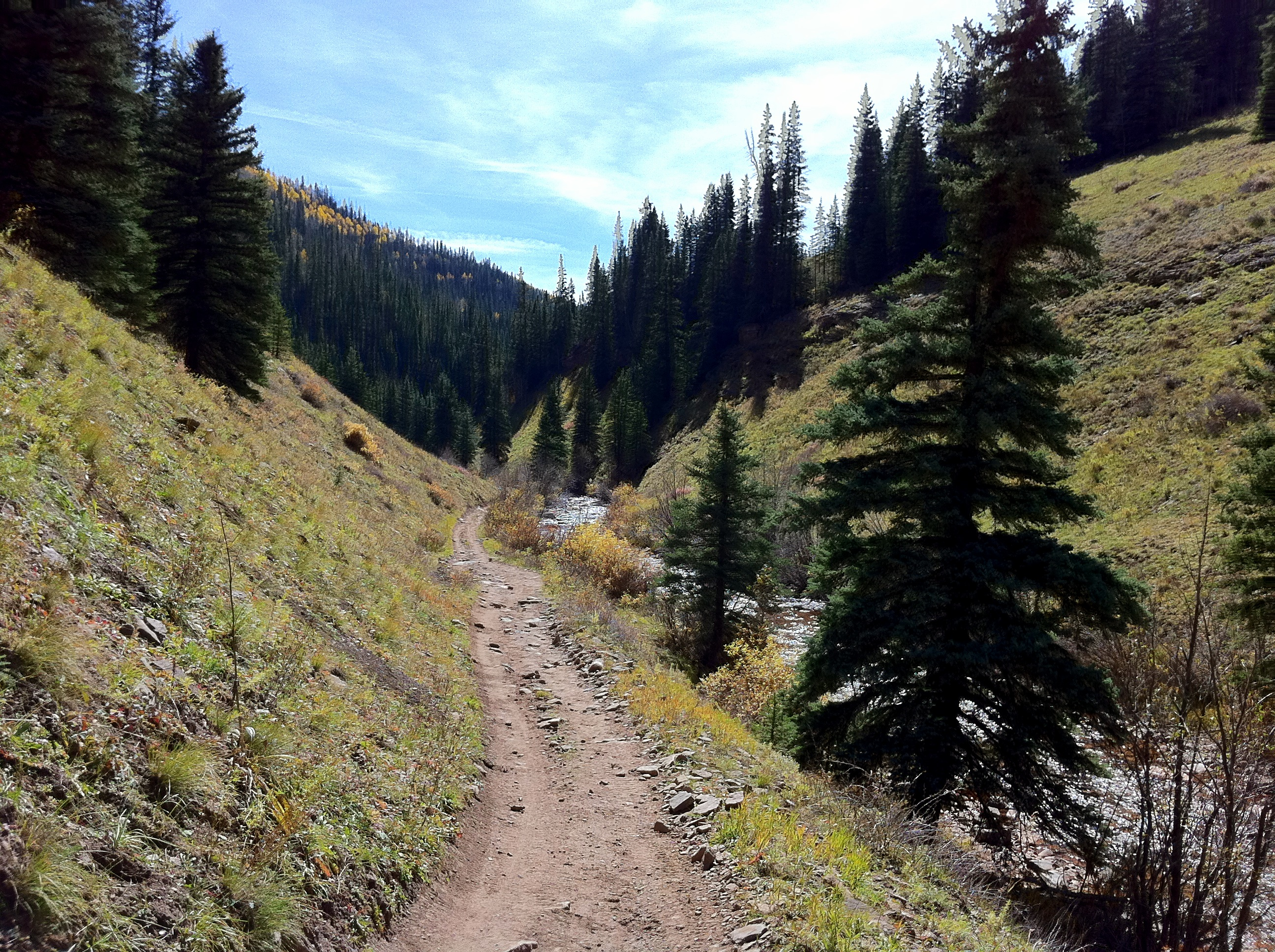 Photo: Hermosa Creek Trail