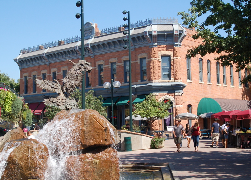 Photo: Old Town Fort Collins