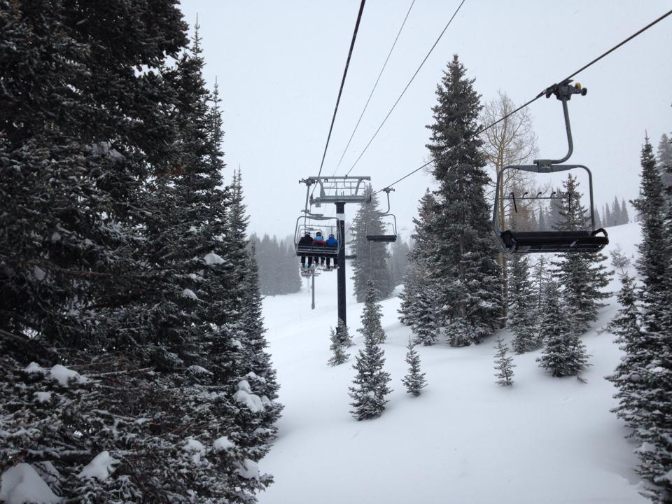 Photo: Alta ski resort