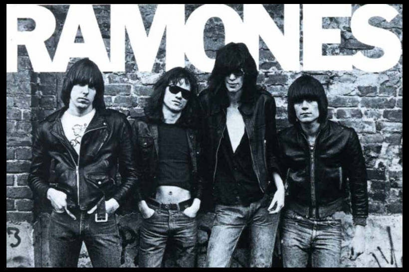 photo: Ramones album cover