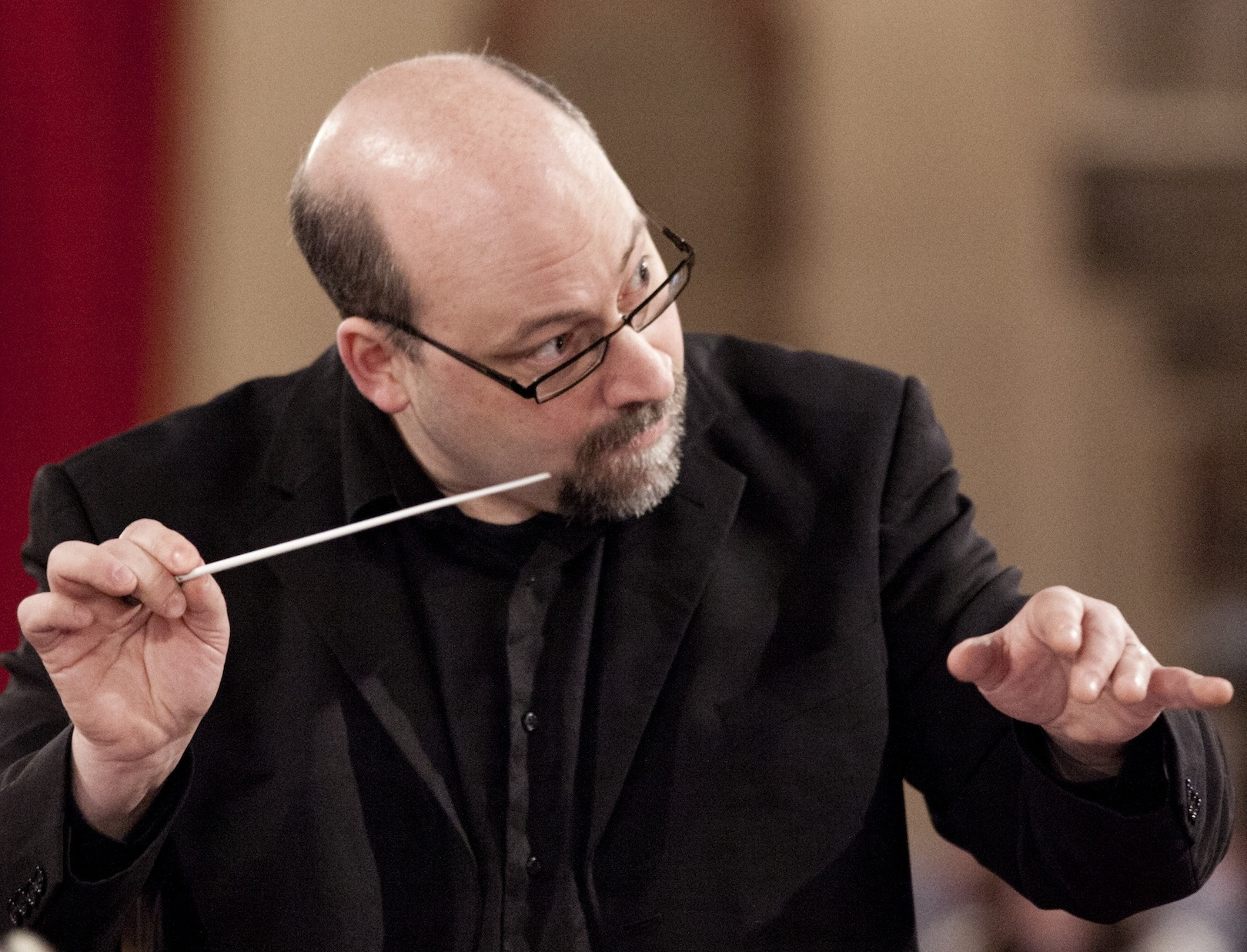 Photo: Kenneth Woods, conductor