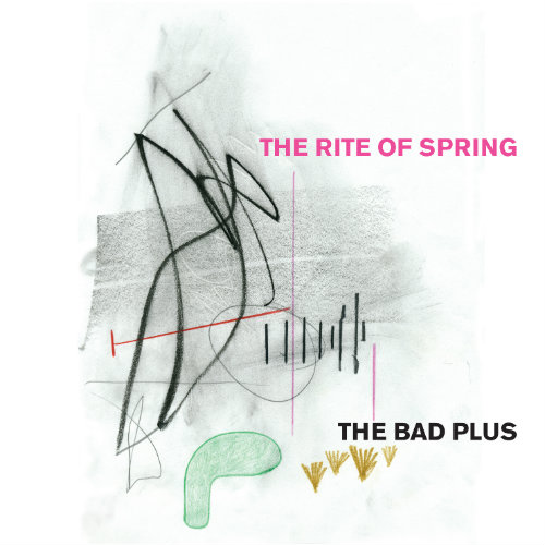 Photo: The Bad Plus 'Rite of Spring' album cover