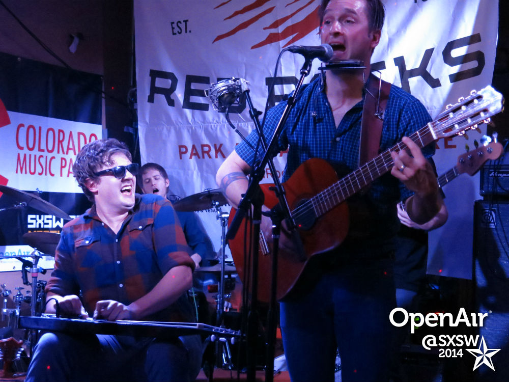 Photo: Dragondeer plays CO Music Party at SXSW