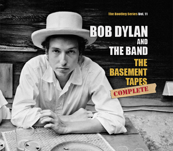 Photo: Bob Dylan 'Basement Tapes Complete' album cover