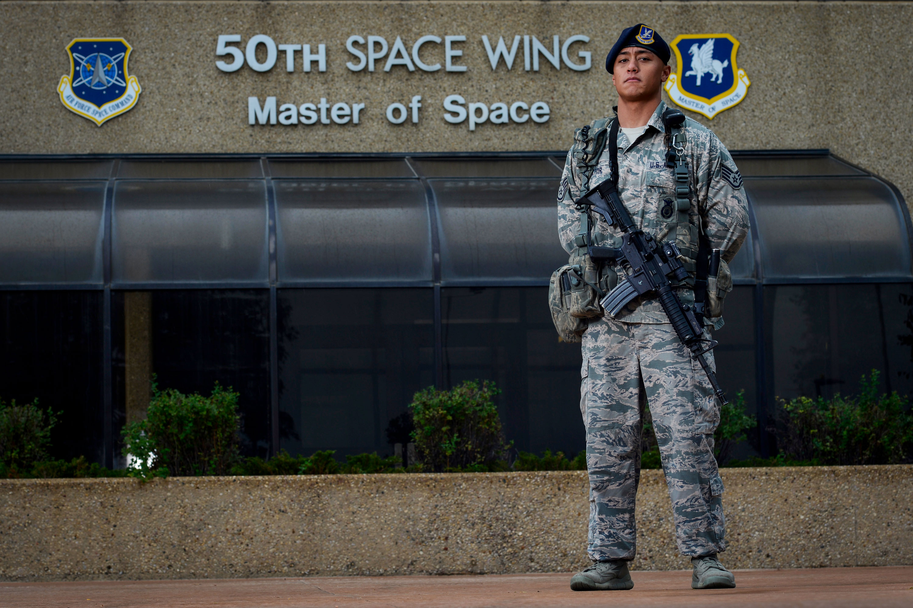 Photo: Space Command-Space Force 1 | Staff Sgt. Eric Proctor Space Wing - Courtesy