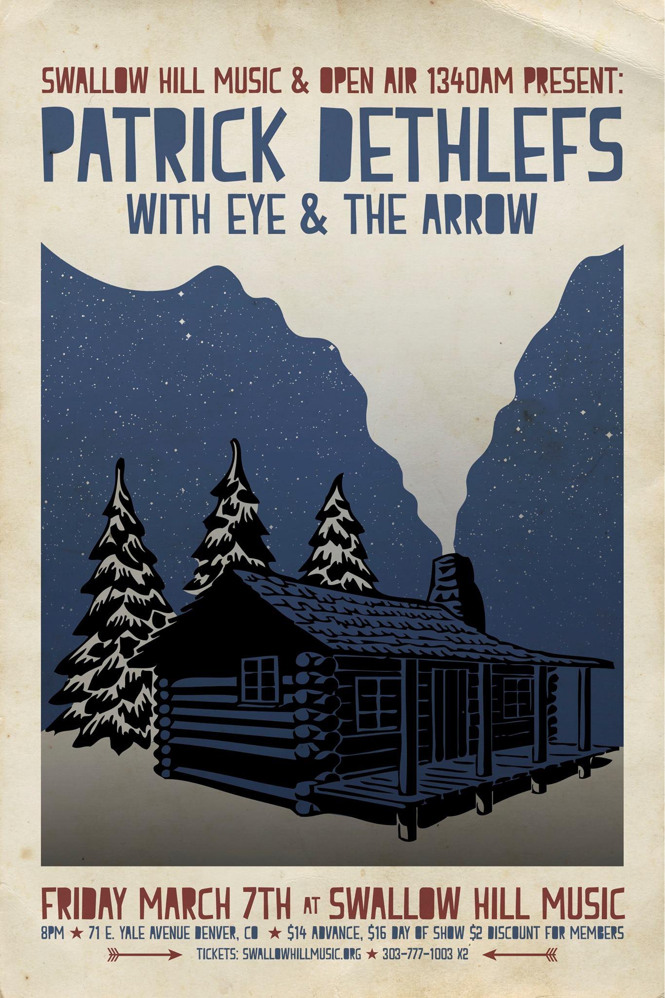 Photo: Patrick D Full Show poster