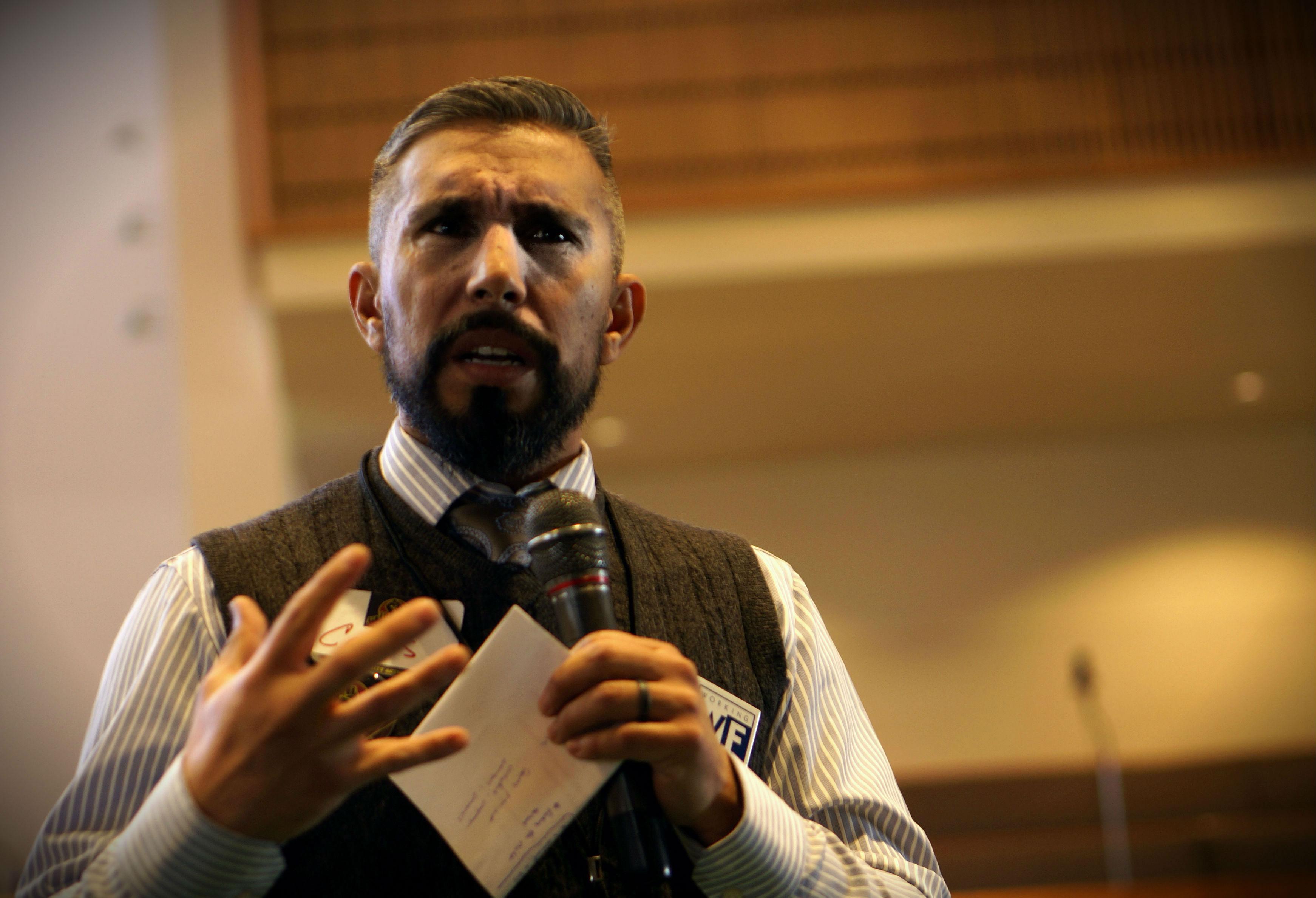 Photo: Denver Gentrification Summit_Carlos Valverde