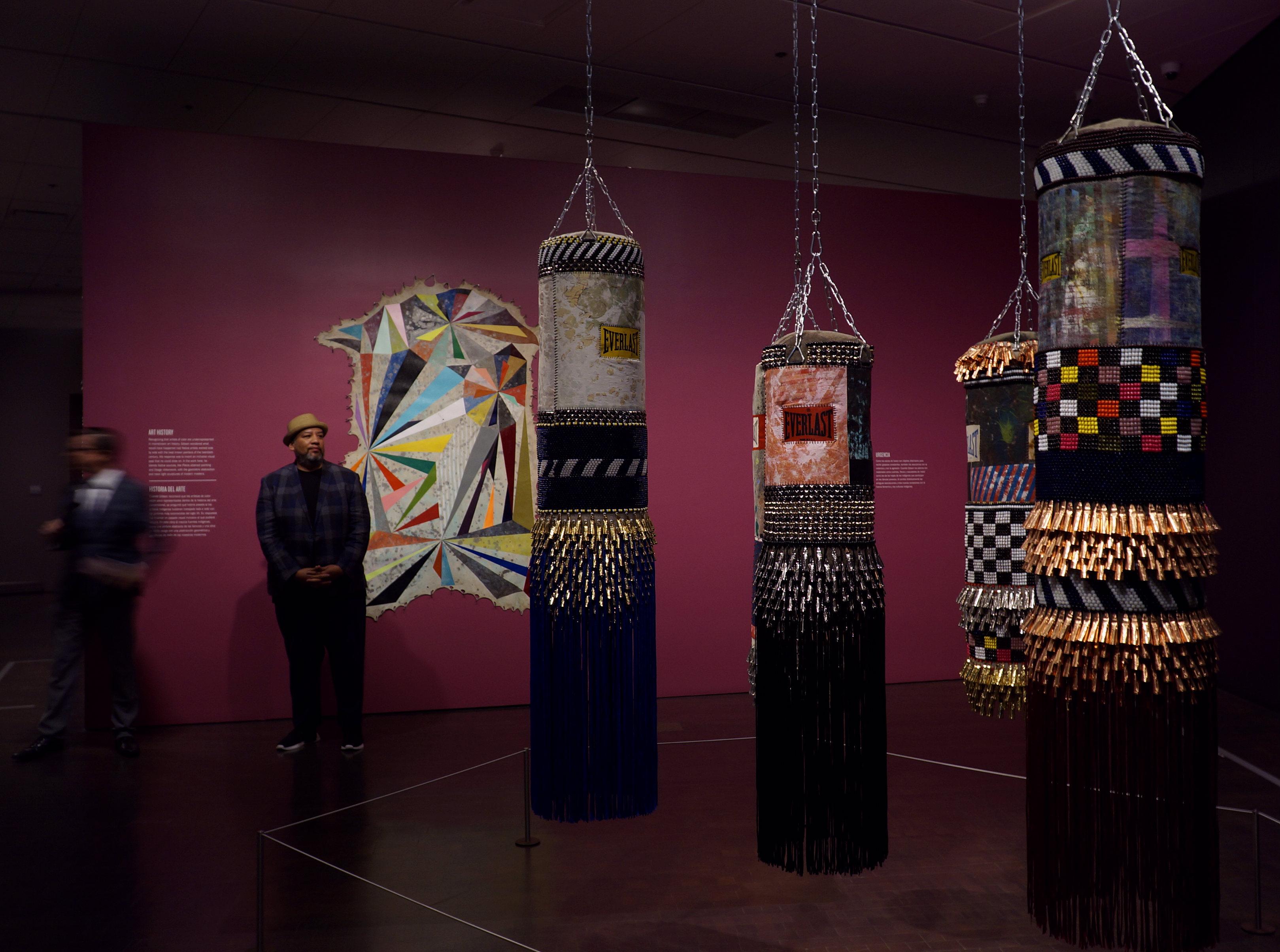 Photo: Jeffrey Gibson Denver Art Museum