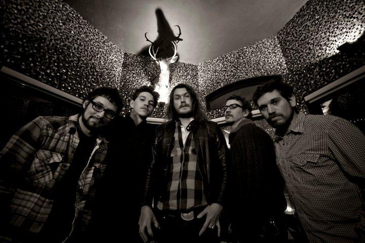 IN STUDIO: Denver's Dixie-Jazz-Punk Rockers A. Tom Collins