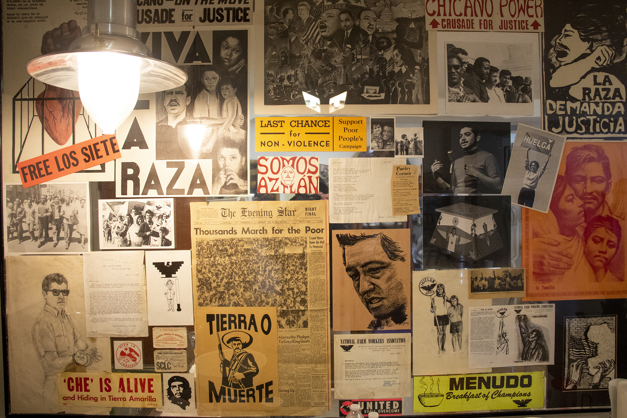 Photo: West High School Blowout Anniversary 3 | Chicano Movement Clippings - KBeaty