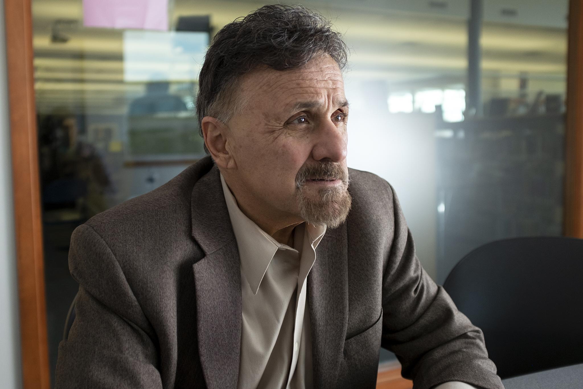 Photo: Frank DeAngelis Columbine Principal - Since Columbine