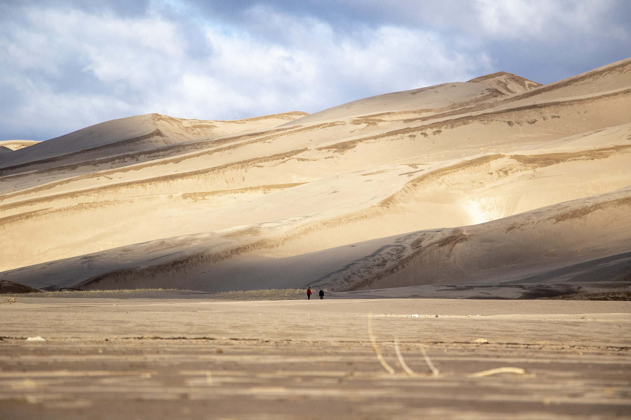 Photo: Great Sand Dunes | Robot Students 1