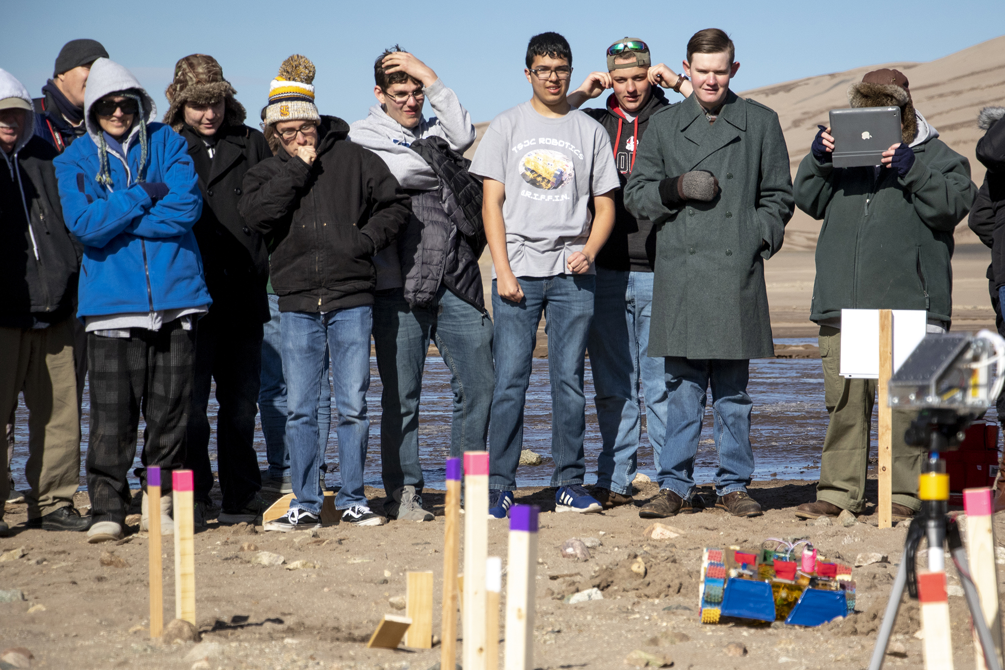 Photo: Great Sand Dunes | Robot Students 4