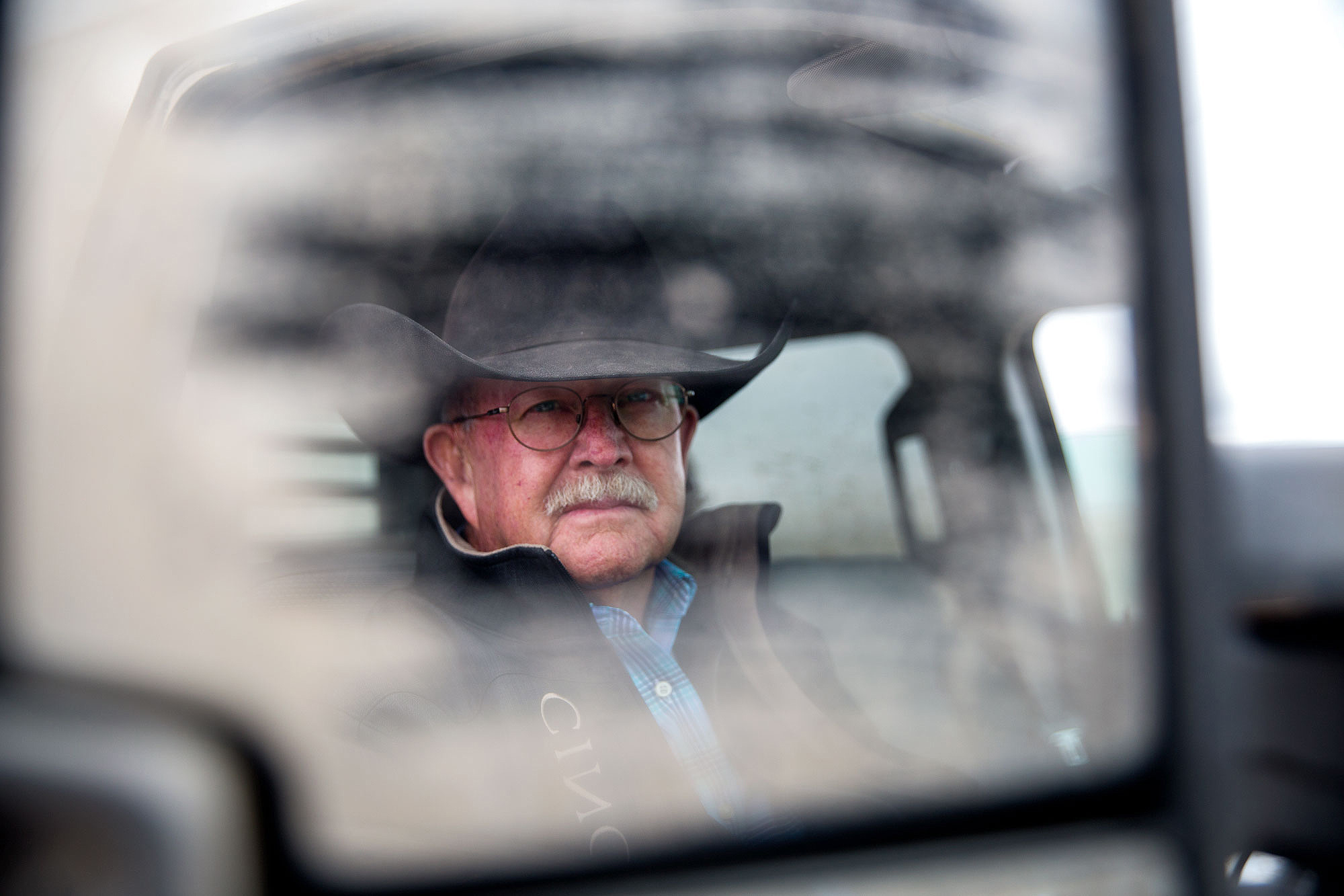 Photo: Terry Swanson Rancher Farmer Walsh HV1 191221