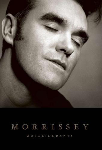photo: Morrissey autobiography