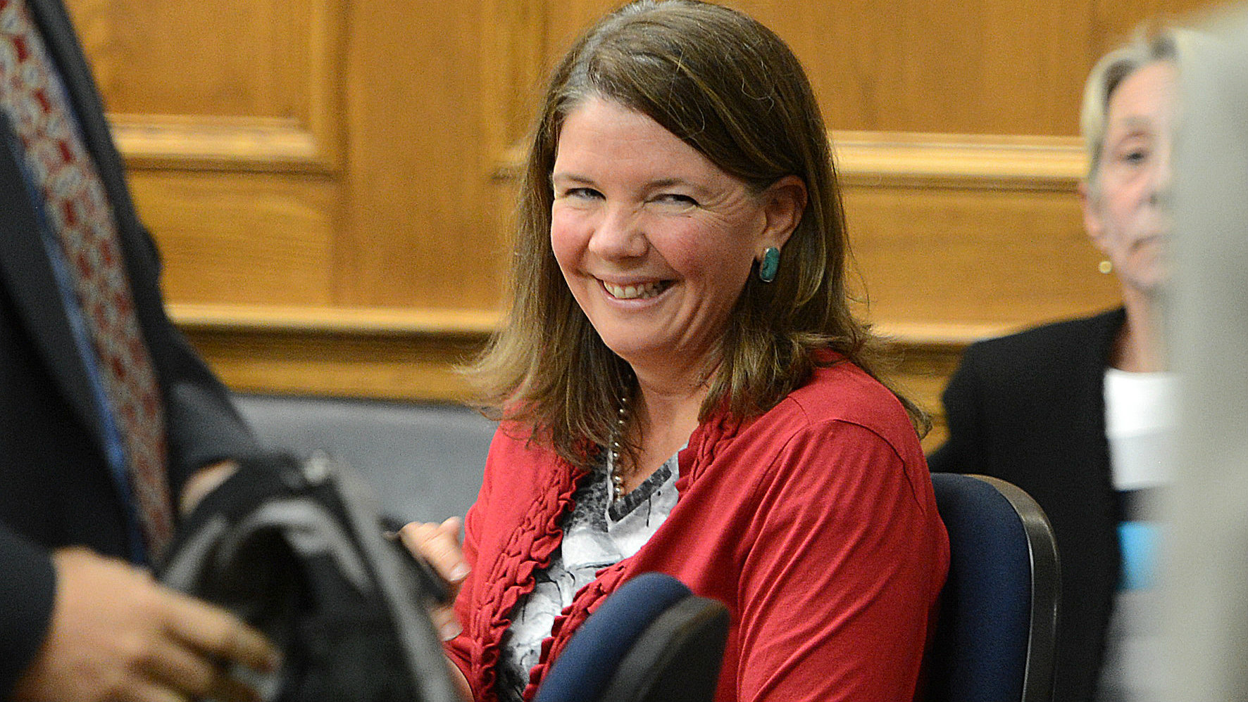 Photo: Boulder County Clerk Hillary Hall