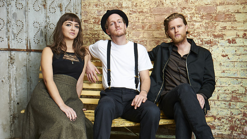Photo: The Lumineers press 2016