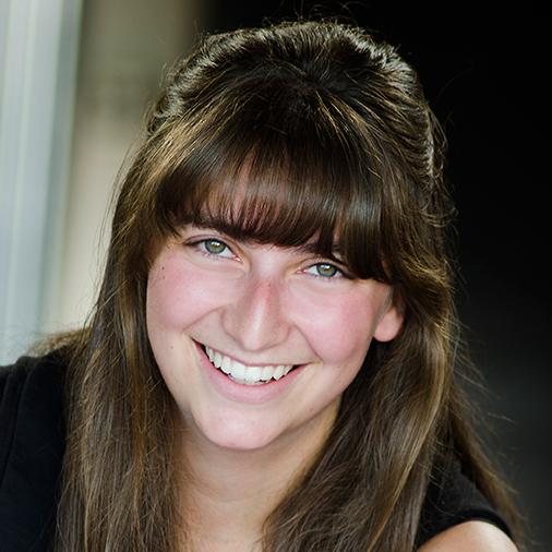 Rebekah Romberg - headshot - square