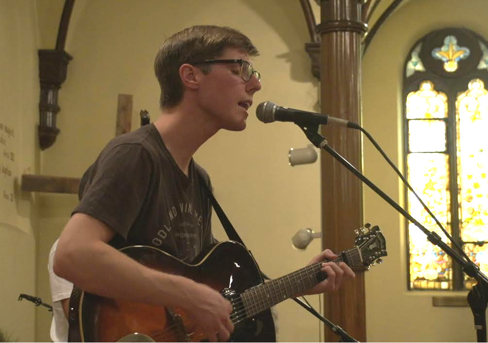 Photo: Patrick Dethlefs at the UMS 2016