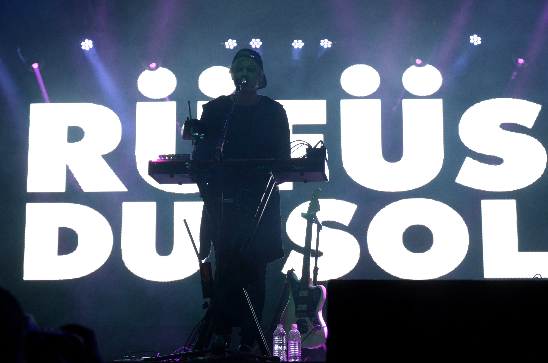 Photo: Rufus Du Sol at Vertex