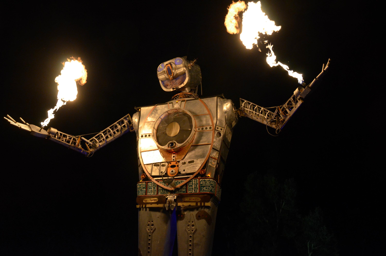 Photo: Vertex Robot 2016