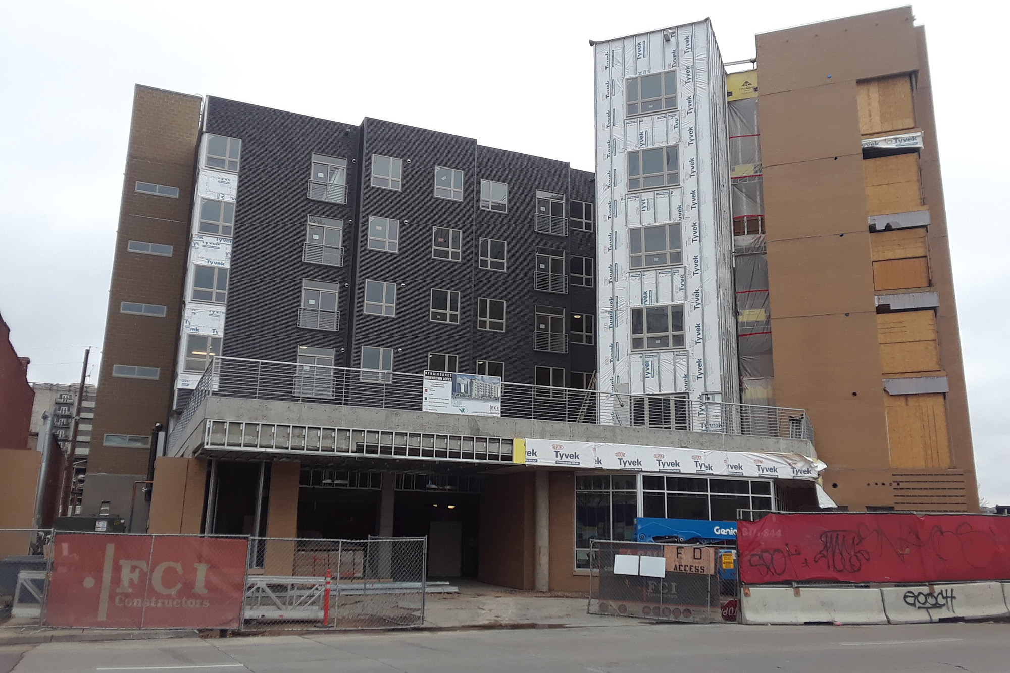 Photo: Renaissance Downtown Lofts, Homeless, Denver, Social Impact Bonds