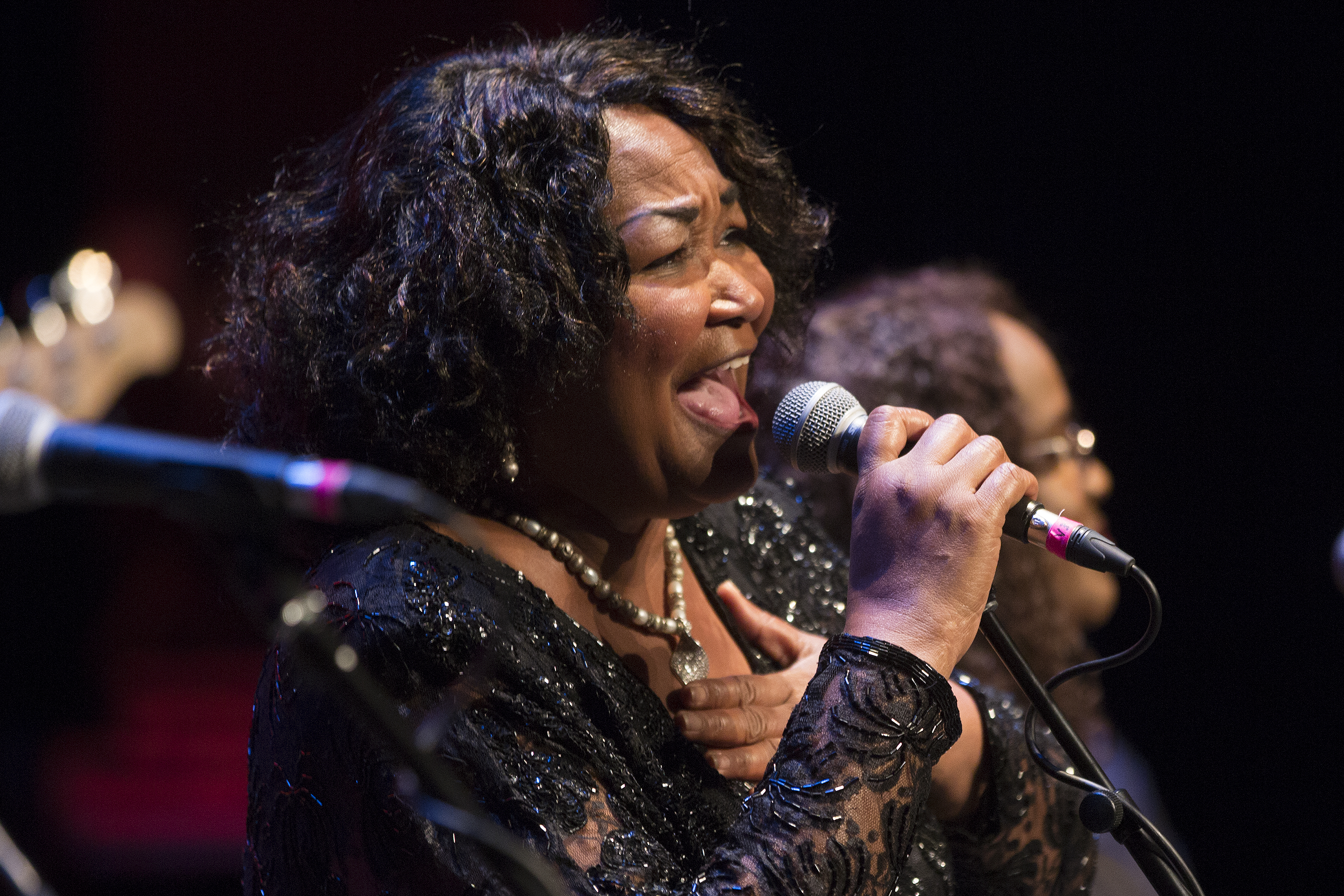 Photo: 2018 Colorado Matters Holiday Extravaganza | Hazel Miller Band 2