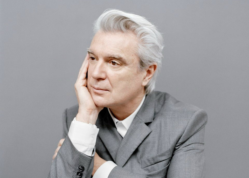 Photo: David Byrne publicity photo