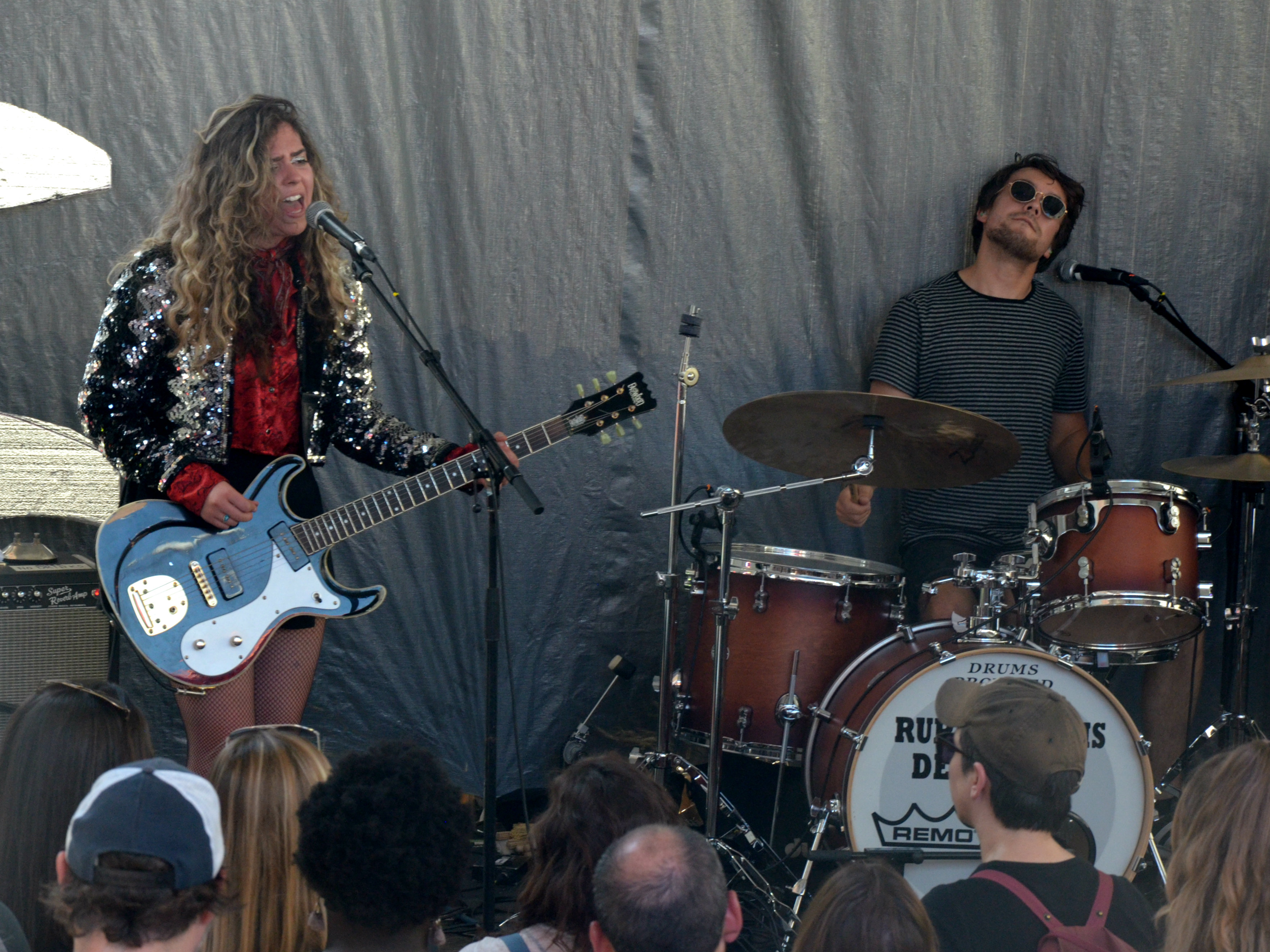 Photo: The Velveteers at Westword Music Showcase 2018