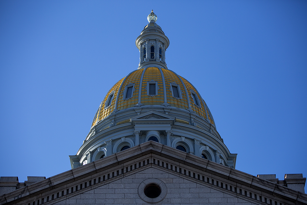 Photo: State Capitol Dome 1 HV 20190102